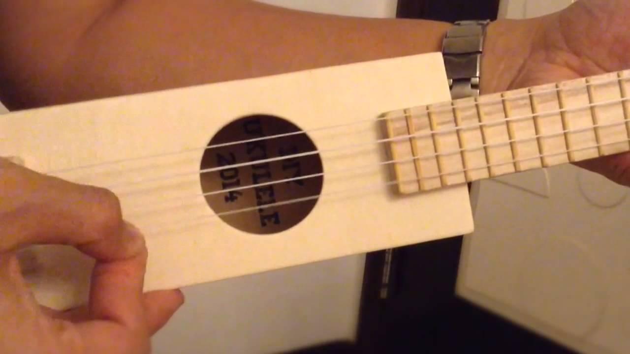Diy ukulele youtube solutioingenieria Images