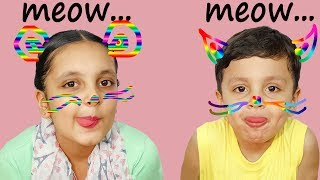 COPY CAT GAME | Comedy For Kids | Indian Kids Funny | Aayu and Pihu Show |