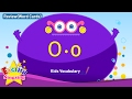 Kids vocabulary compilation - Words starting with O, o - Word cards - review
