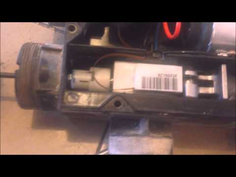 Electronic parking brake repair - Part 2