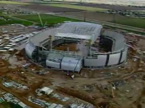 "Hunt Const Group ""Arizona Cardinals Stadium"""