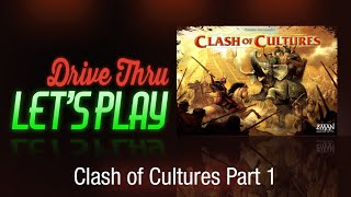 Drive Thru Clash of Cultures - Part 1