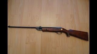 Обзор Советской пневматической винтовки иж 22 NR1