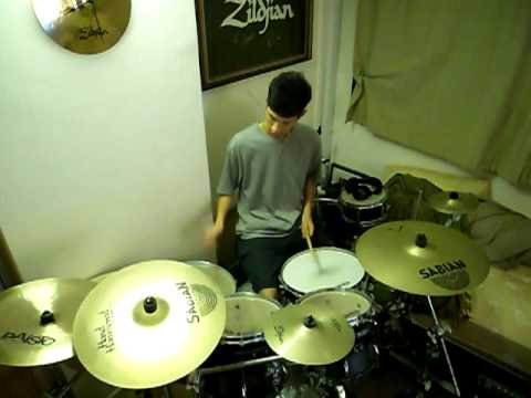 drum cover - Saosin - You're not alone