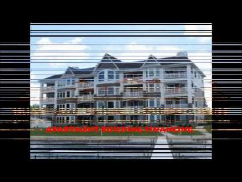 Apartment Building Financing at 35 Year Fixed call Blackstone 866-362-1168