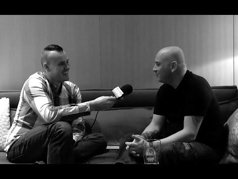 Darren Porter interview, Stockholm 2015
