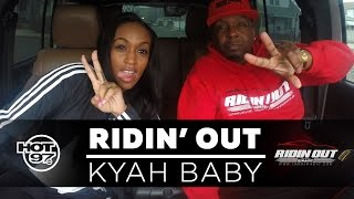 RIDIN' OUT Freestyle Ep7 | Kyah Baby