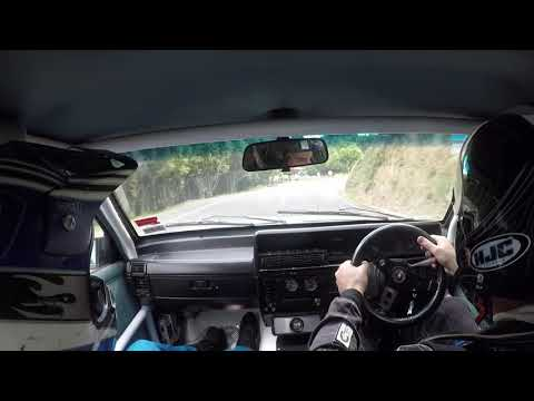 Vk Commodore Hill Climb Crash 2019