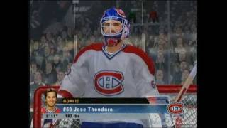 NHL 06 Xbox Gameplay-Cinematic - Game Intro