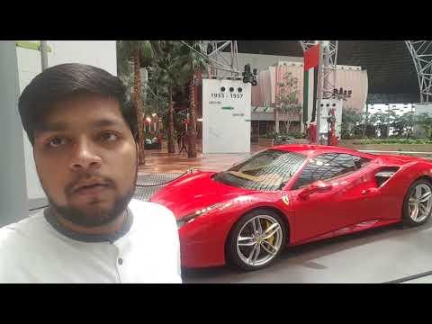 A Day In Ferrari World Abu Dhabi, World's Fastest Roller Coaster