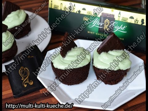 After Eight Muffins After Eight Cupcakes Youtube