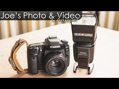 How To Use The Optical Slave Modes On Your Flash - Understanding Speedlites