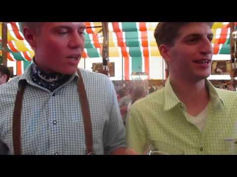 Oktoberfest 2014: Ein Prosit!