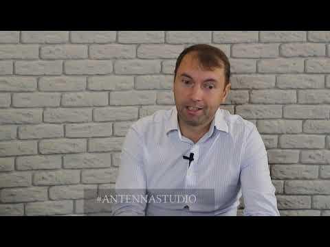Телеканал АНТЕНА: #ANTENNASTUDIO: депутат міськради Микола Фомич про політичну кризу в Черкасах та Канівську сесію