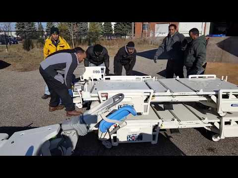 Eritrean:  Project Hospital Beds for Eritrea from Minnesota 2017