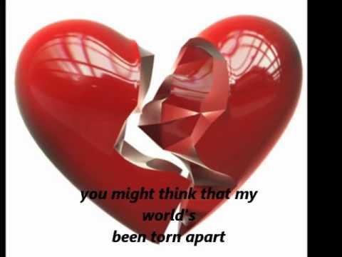 Nothing Broken But My Heart- Celine Dion (lyrics)