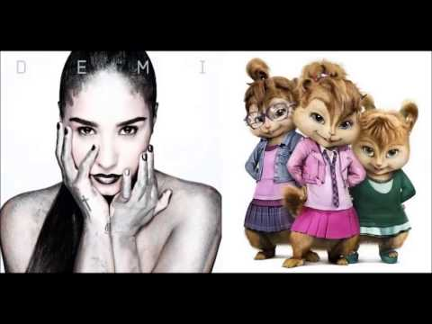 Really Don't Care - Demi Lovato Feat. Cher Lloyd (Chipmunk Version)