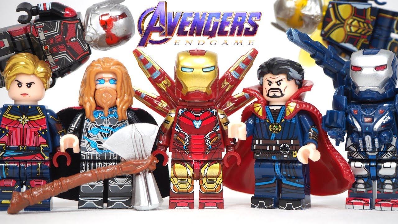 Doctor Strange Mini figure Avengers Endgame