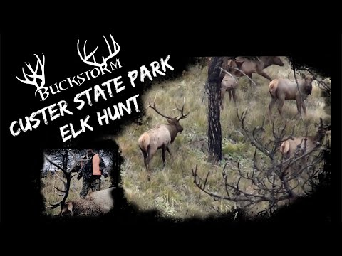 Once In A Lifetime Elk Hunt | South Dakota
