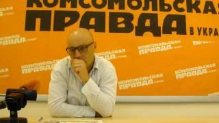 украинский актер Дмитрий Суржиков - 1