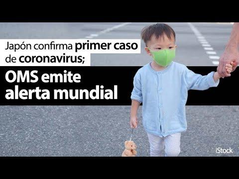 ¿Qué Es El Coronavirus? Japón Confirma Primer Caso
