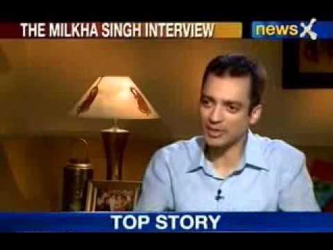 NewsX Exclusive: Milkha Singh speaks of his first love
