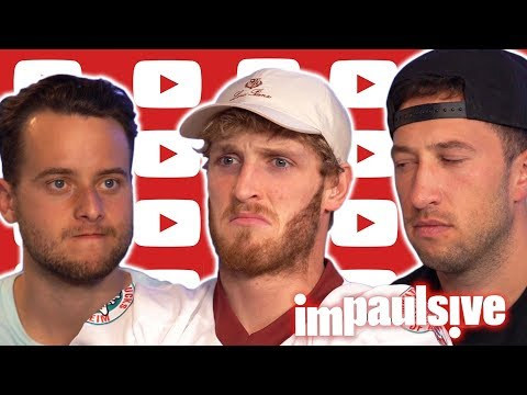 LOGAN PAUL LET EVERYONE DOWN - IMPAULSIVE EP. 134