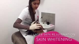 Laser Skin Whitening