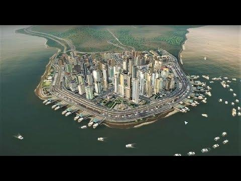Simcity 5, Making a city #4