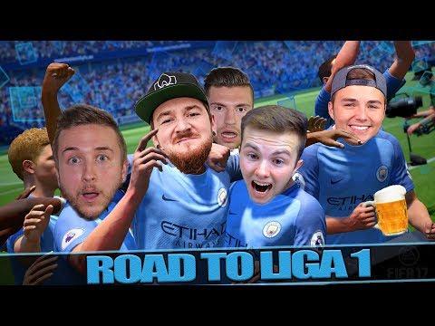 FIFA 17 | Pro Club Mit Der Crew 😱 | Durchmarsch in Liga 1 😜
