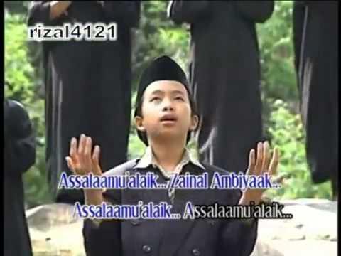 [ Ki Sawunggaling ] Assalamu'alaik.