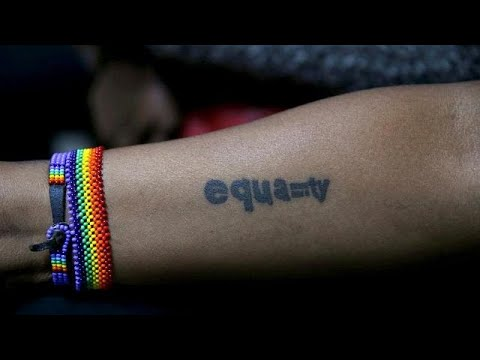 Amid Harsh Anti-gay Laws In Africa, S. Africa Marks 30 Years Of Pride
