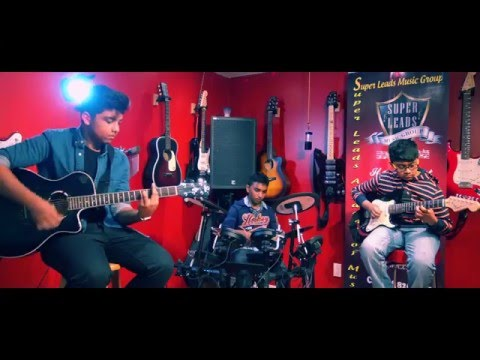 Naa Romba Busy - Live Guitar Cover by Shayan