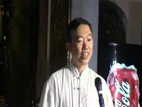 nanyin: old man from China