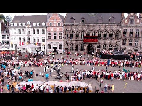 Ducasse de Mons 2018 - Le DOUDOU