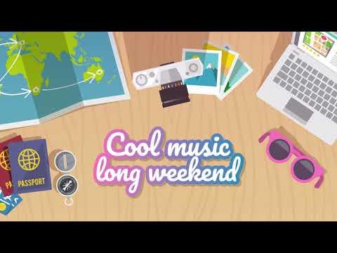 Cool Music Long Weekend