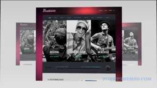 35+ Best Music Wordpress Themes 2013 | ForWPThemes.com