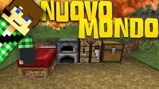 Minecraft ITA - #530 - NUOVO MONDO, INIZIO COL BOTTO