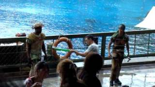 Waterworld at Universal Studios, Singapore: Chinese New Year, 3rd Feb 2011 - Part 4 Thumbnail
