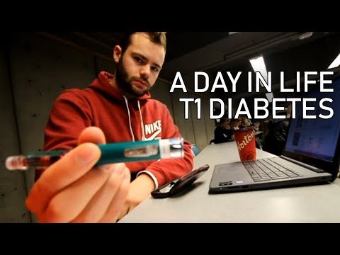 A Day In The Life Of A Type 1 Diabetic 💉