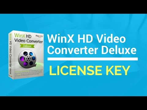 [OFFICIAL] WinX HD Video Converter Deluxe 5.12.1 License Code | Serial Key