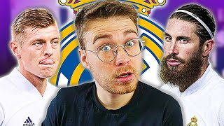 THE TRUTH ABOUT REAL MADRID | CHAMPIONS LEAGUE PREVIEW