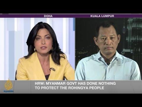 Inside Story - Myanmar's 'crimes against humanity'