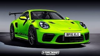 Porsche 911 GT3 RS, crossover Alfy Romeo, nowy GT-R - #115 NaPoboczu