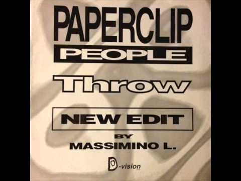 Paperclip People - Throw (1994)
