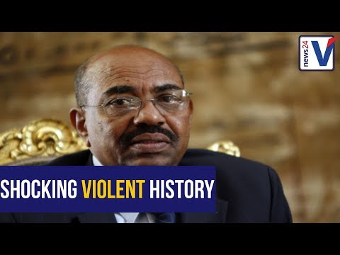 WATCH: Of what is al-Bashir accused?