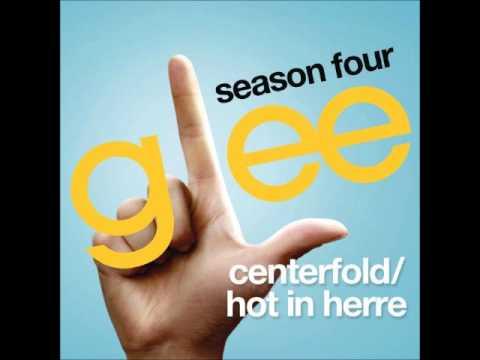 Glee - Centerfold/Hot in Herre (DOWNLOAD MP3 + LYRICS)