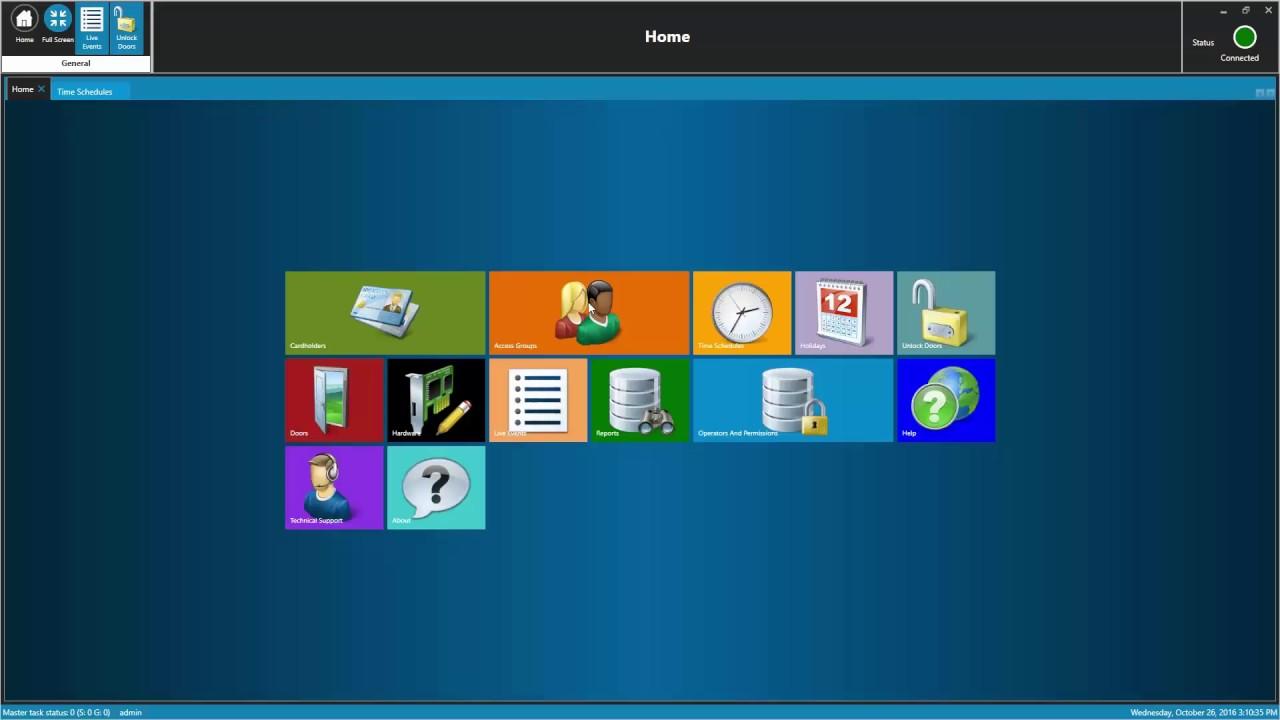 Introducing Keri Systems Visual Doors  sc 1 st  YouTube & Introducing Keri Systems Visual Doors - YouTube