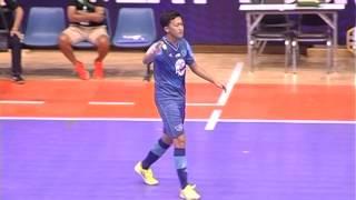 HL Futsal Chonburi Blue Wave 9-1 CAT Telecom FC 25-04-58