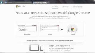 Google chrome  Installation rapide et gratuit